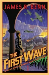 Book Review: The First Wave by James R. Benn