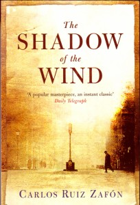Book Review: The Shadow of the Wind by Carlos Ruiz Zafón