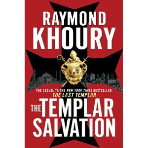 Book Review and Giveaway: The Templar Salvation by Raymond Khoury