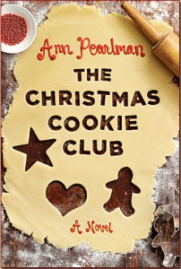 Book Review: The Christmas Cookie Club by Ann Pearlman
