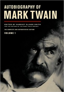 Book Review: Autobiography of Mark Twain by Mark Twain