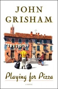 Book Review: Playing For Pizza by John Grisham