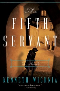 Book Review: The Fifth Servant by Kenneth Wishnia