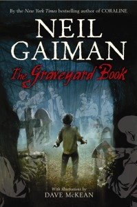Cover Gallery: The Graveyard Book
