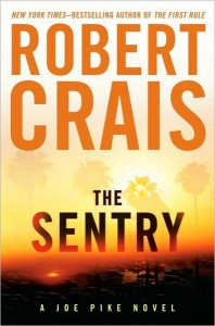 Book Review: The Sentry by Robert Crais