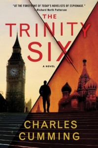 Book Review: The Trinty Six by Charles Cumming