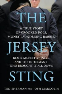 Book Review: The Jersey Sting By Ted Sherman and Josh Margolin