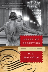 Book Review: Heart of Deception by M.L. Malcolm
