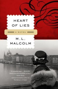 Book Review: Heart of Lies by M.L. Malcolm
