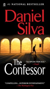 Book Review: The Confessor by Daniel Silva