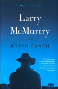 Book Review Rhino Ranch by Larry McMurtry