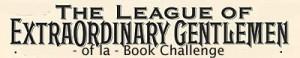 Part of the League of Extraordinary Gentle — Men of la — Book Challenge (Vol. 1)