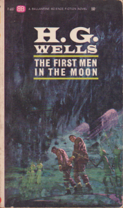 Book Review The First Men in the Moon by H.G. Wells