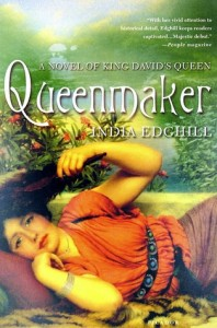 Book Review Queenmaker: A Novel of King David's Queen by India Edghill