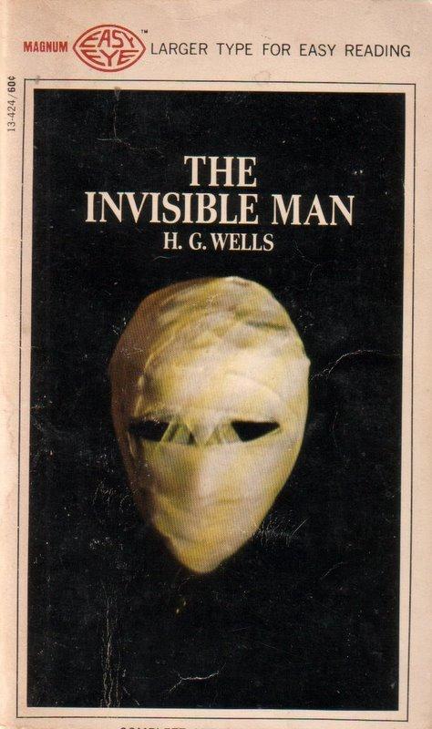 Invisible man essays