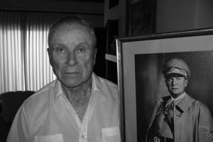 American pilot Werner Goering