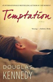 Book Review: Temptation by Douglas Kennedy