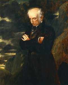 William Wordsworth,by Benjamin Robert Haydon