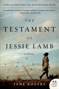Book Reiew: The Testament of Jessie Lamb by Jane Rogers