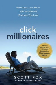 Book Review: Click Millionaires by Scott Fox