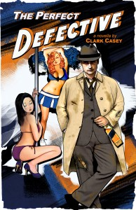 Novella Review: The Perfect Defective by Clark Casey