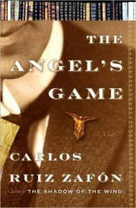 Book Review: The Angels Game by Carlos Luis Zafon