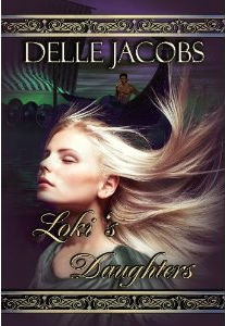 Book Review Loki's Daughters by Delle Jacobs