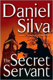 Book Review The Secret Servant by Daniel Silva