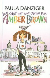 Book Review You Cant Eat Your Chick Pox Amber Brown By Paula Danziger