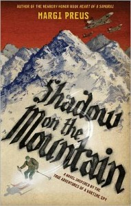 Book Review Shadow on the Mountain by Margi Preus