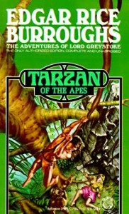 Book Review Tarzan of the Apes by Edgar Rice Burroughs