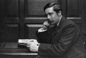Fun Facts Friday: H.G. Wells