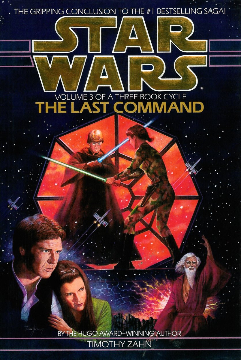 Book Review Star Wars The Last Command by Timothy Zahn