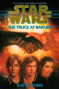 Book Review Star Wars The Truce at Bakura by Kathy Tyers