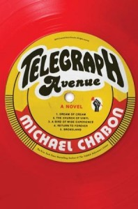 Book Review Telegraph Avenue by Michael Chabon