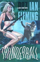Book Review Thunderball by Ian Fleming