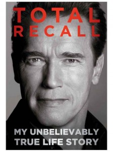 Book Review Total Recall by Arnold Schwarzenegger