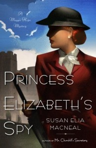Book Review Princess Elizabeth's Spy by Susan Elia MacNeal