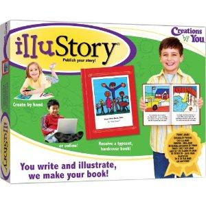 IlluStory Make Your Own Story Kit
