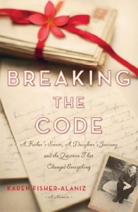 Book Review: Breaking the Code by Karen Fisher-Alaniz | Man of la Book