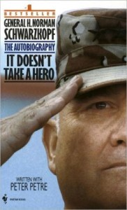 Book Review: It Doesn't Take a Hero: The Autobiography of General H. Norman Schwarzkopf