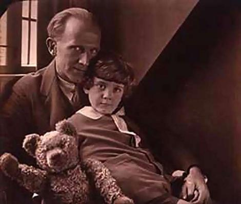 Fun Facts Friday A.A. Milne