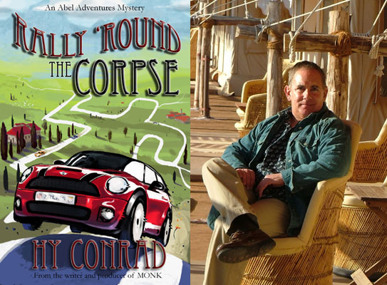 Author Q&A with Hy Conrad