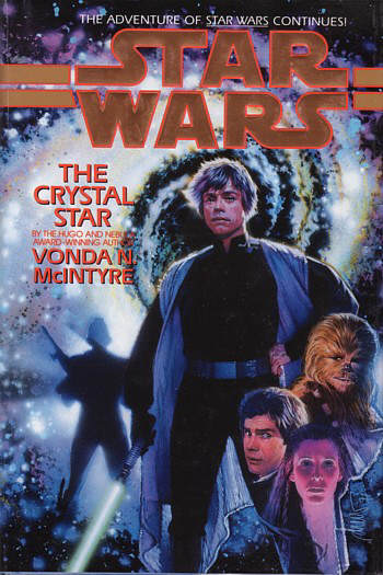 Book Review The Crystal Star (Star Wars) by Vonda McIntyre