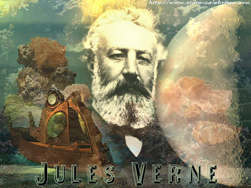 Fun Facts Friday: Jules Verne