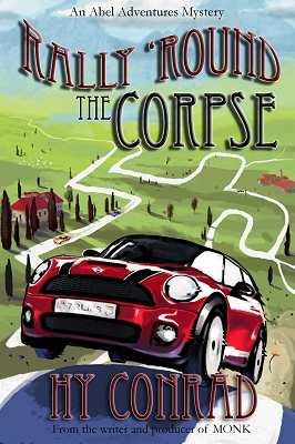 Book Review: Rally Round the Corpse by Hy Conrad