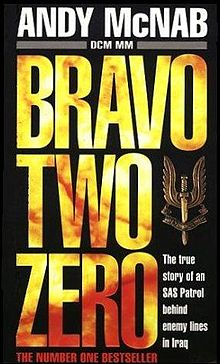 Book Review Bravo Two Zero by Andy McNab