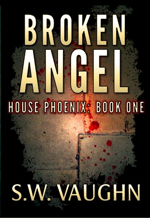 Book Review Broken Angel by S.W. Vaughn