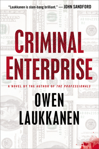 Book Review Criminal Enterprise by Owen Laukkanen
