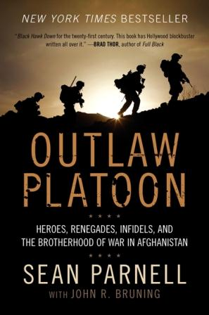 Book Review Outlaw Platoon by Sean Parnell and John Bruning